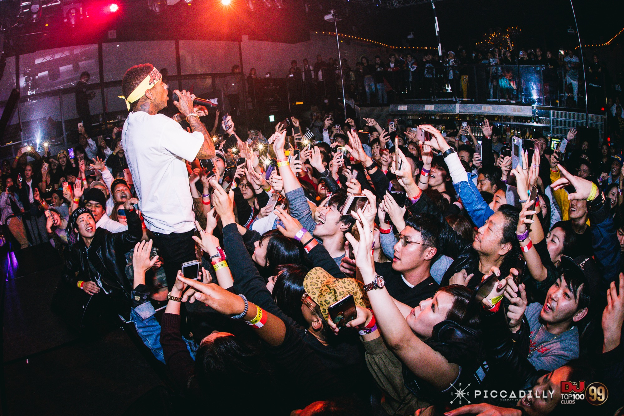 2018 11 17 kid ink premium live in club piccadilly day party club